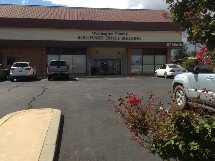 Washington County Boulevard Office Building Remodel