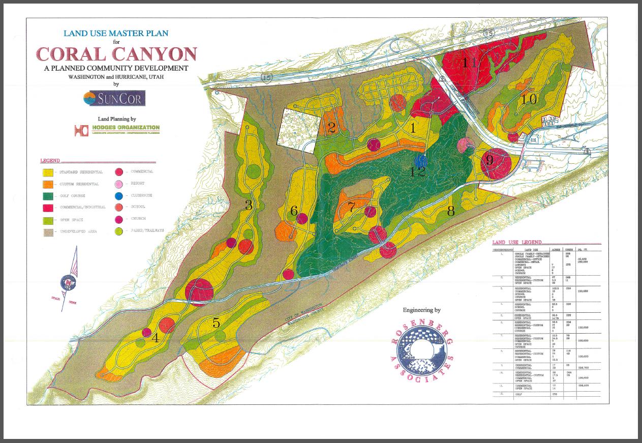 Land Use Master Plan